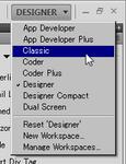 Dreamweaver CS4 新インターフェイス