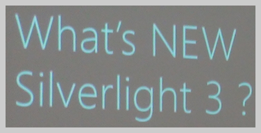 What's NEW Silverlight 3