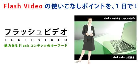 Flash Video入門講座